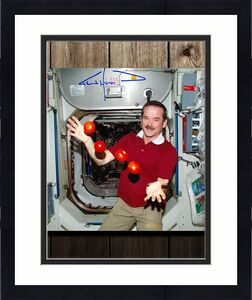 Chris Hadfield FIRST CANADIAN ASTRONAUT Signed 8x10 Photo