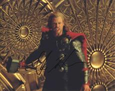 Chris Hemsworth Avengers Thor Autographed Signed 8x10 Photo Certified PSA/DNA