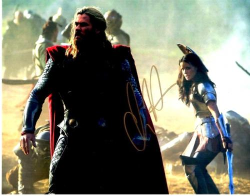 Chris Hemsworth Signed - Autographed THOR Avengers 11x14 inch Photo - Guaranteed to pass BAS