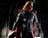 Chris Hemsworth Signed - Autographed THOR AVENGERS 11x14 inch Photo - Guaranteed to pass PSA or JSA
