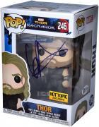 Chris Hemsworth Thor Autographed #246 Funko Pop!