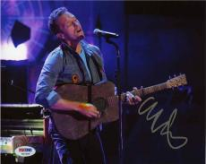 Chris Martin Coldplay Autographed Signed 8x10 Photo Certified Authentic PSA/DNA