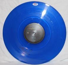"CHRIS MARTIN Signed COLDPLAY ""Head Full Of Dreams"" Album LP PSA/DNA #AB46735"