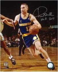 "Golden State Warriors Chris Mullin Autographed 8"" x 10"" Photo"