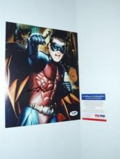 Chris O'donnell Batman & Robin Signed Cool! 8x10 Photo Autographed Psa/dna Cert