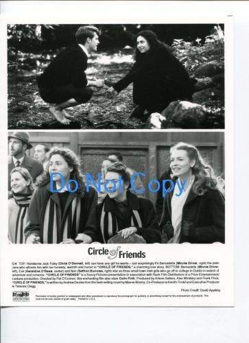 Chris O'Donnell Minnie Driver Saffron Burrows Circle Of Friends Movie Pres Photo