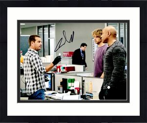 Chris O'Donnell Signed - Autographed NCIS: Los Angeles 8x10 inch Photo - Guaranteed to pass BAS