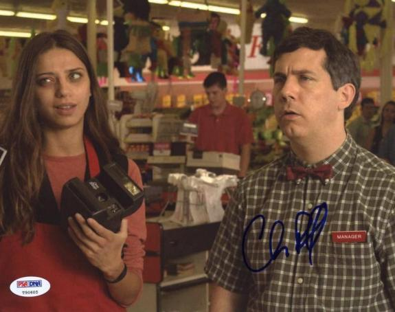 Chris Parnell Saturday Night Live Signed 8X10 Photo PSA/DNA #T50605