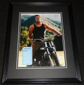 Chris Pratt 2015 Hot Bodies Framed 11x14 Photo Display Jurassic World
