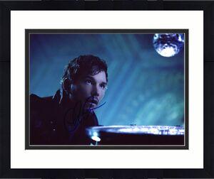 Chris Pratt Guardians of the Galaxy Signed 11X14 Photo PSA/DNA #Y87737