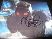 Chris Pratt Signed Autograph 8x10 Photo Guardians Of The Galaxy Promo Coa Auto F