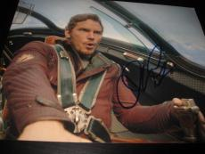CHRIS PRATT SIGNED AUTOGRAPH 8x10 PHOTO GUARDIANS OF THE GALAXY PROMO RARE X6