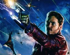Chris Pratt Signed Autographed 8x10 Photo Guardians Of The Galaxy Vol 2. COA VD