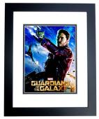 Chris Pratt Signed - Autographed Gardians of the Galaxy 11x14 inch Photo BLACK CUSTOM FRAME - Guaranteed to pass PSA or JSA - Parks and Recreation Actor