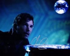 Chris Pratt Signed - Autographed Guardians of the Galaxy 8x10 inch Photo - Guaranteed to pass PSA or JSA - Parks and Recreation Actor