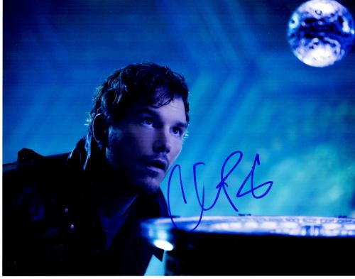 Chris Pratt Signed - Autographed Guardians of the Galaxy Star-Lord 11x14 inch Photo - Guaranteed to pass PSA or JSA