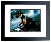Chris Pratt Signed - Autographed Passengers 8x10 inch Photo - BLACK CUSTOM FRAME - Guaranteed to pass PSA or JSA
