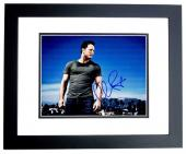 Chris Pratt Signed - Autographed Sexy Hollywood Actor 11x14 inch Photo BLACK CUSTOM FRAME - Guardians of the Galaxy - Guaranteed to pass PSA/DNA or JSA