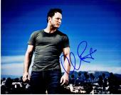 Chris Pratt Signed - Autographed Sexy Hollywood Actor 11x14 inch Photo - Guardians of the Galaxy - Guaranteed to pass PSA/DNA or JSA