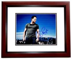 Chris Pratt Signed - Autographed Sexy Hollywood Actor 11x14 inch Photo MAHOGANY CUSTOM FRAME - Guardians of the Galaxy - Guaranteed to pass PSA/DNA or JSA