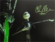 Chris Sarandon Hand Signed Auto 11x14 Photo Jack Nightmare Before Christmas