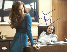 Christian Bale American Hustle Signed 11X14 Photo PSA/DNA #Y84036