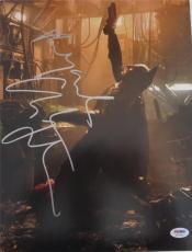 Christian Bale Batman Signed Autographed 11x14 Photo Psa/dna  S19214