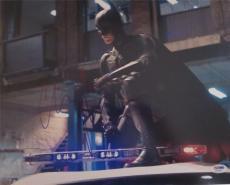 Christian Bale Batman Signed Autographed 11x14 Photo Psa/dna  S19225