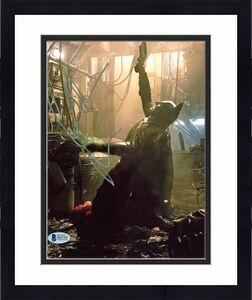 Christian Bale Batman The Dark Knight Signed 8x10 Photo BAS #D05703