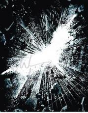 Christian Bale Signed 8x10 Photo Autograph The Dark Knight Rises Coa F