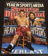 """CHRISTIAN BALE SIGNED AUTOGRAPH """"THE FIGHTER"""" SPORTS ILLUSTRATED 11x14 NEW PHOTO"""