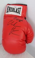 "CHRISTIAN BALE ""The Fighter"" Signed Everlast Boxing Glove PSA/DNA #Y93426"