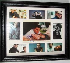 Christian Slater Autographed Signed Photo Display