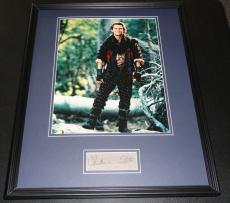 Christian Slater Signed Framed 16x20 Photo Poster Display Robin Hood