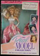 CHRISTIE BRINKLEY signed The Real Model Collection doll-JSA Authenticated