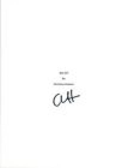 Christina Hodson Signed Autographed BATGIRL Movie Script Cover Screenwriter COA