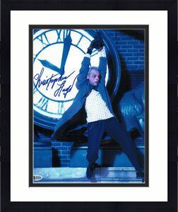 Christopher Lloyd Signed 11x14 Photo Back Future Beckett Bas Autograph Auto Coa