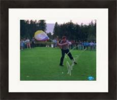 Christopher McDonald autographed 8x10 photo (SHOOTER MCGAVIN Happy Gilmore) Image #SC1 Matted & Framed