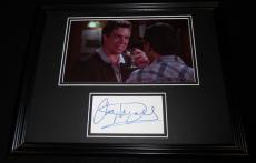 Christopher McDonald Signed Framed Photo Display Happy Gilmore Shooter McGavin B