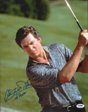 Christopher McDonald Signed Shooter Happy Gilmore 11x14 Photo PSA/DNA COA Golf