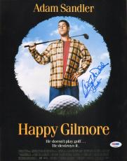 Christopher McDonald Signed Shooter Happy Gilmore 11x14 Photo PSA/DNA COA Poster