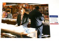 Christopher Mintz-plasse Autographed 11x14 Color Photo (mclovin) Psa/dna!