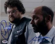 Christopher Reed Michael Ornstein Signed 8x10 Sons Of Anarchy Photo PSA 5A40264