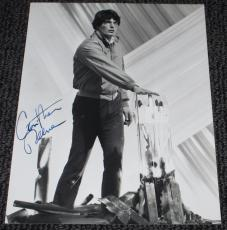 """Christopher Reeve """"SUPERMAN"""" Authentic Signed B&W 8 X 10 Photo, Jsa Full Letter!"""