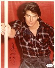 Christopher Reeve Superman Signed 8X10 Photo Autographed JSA #Z09520