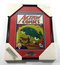 ChromArt Action Comics #1 Collector's Ed. Chromium Print 11x14 Framed Superman