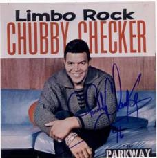 Chubby Checker autographed 8x10 Photo (Actor)
