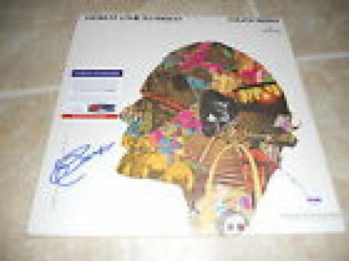 Chuck Berry St Louie to Frisco Signed Autographed LP Album Record PSA Certified