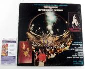 Chuck Negron Signed Album Three Dog Night Captured Live at the Forum w/ JSA AUTO