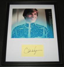 Chuck Wagner Signed Framed 11x14 Photo Poster Display Automan
